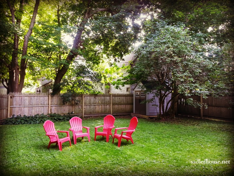 Vacation Home Expenses: Remember yard work!