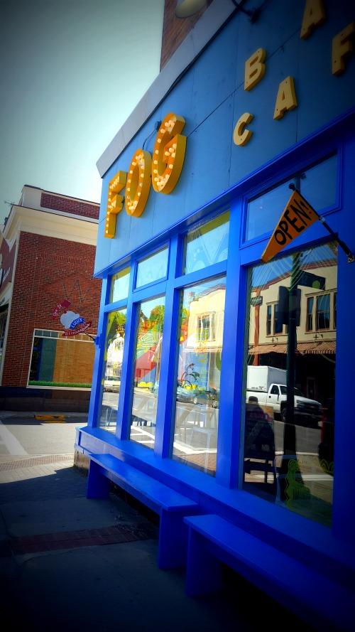 Fog Bar and Cafe - Rockland, Maine