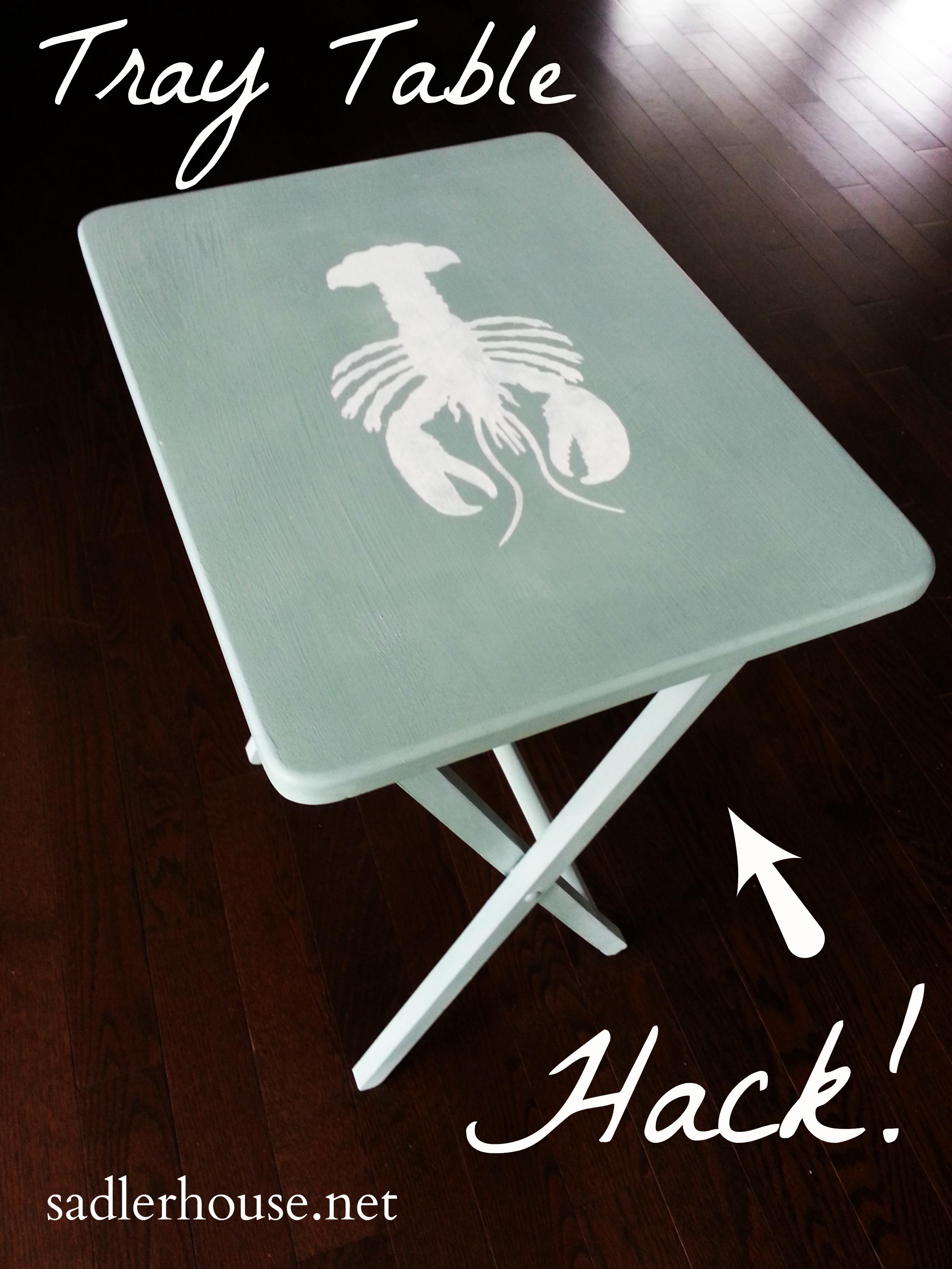 tray table hack