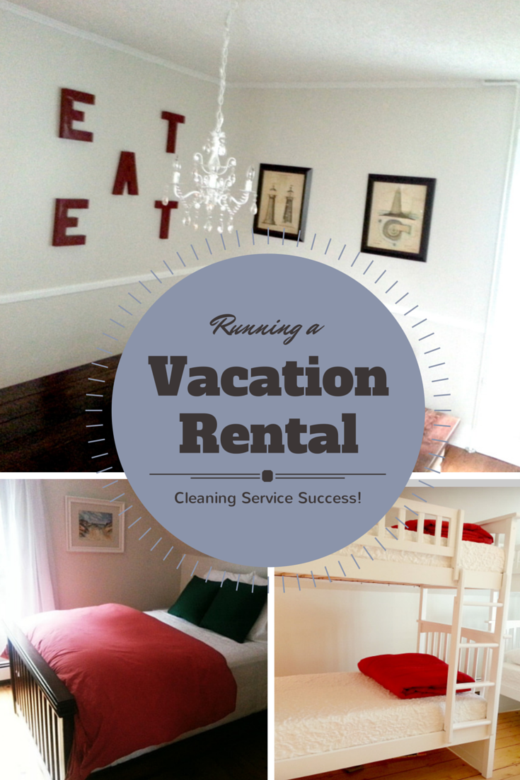How to Run a Vacation Rental: Cleaning