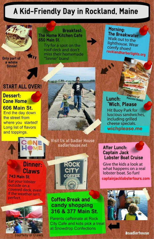 Kid-Friendly Rockland Infographic