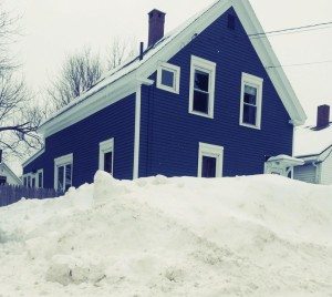 Vacation Home Expenses: Remember snow removal!