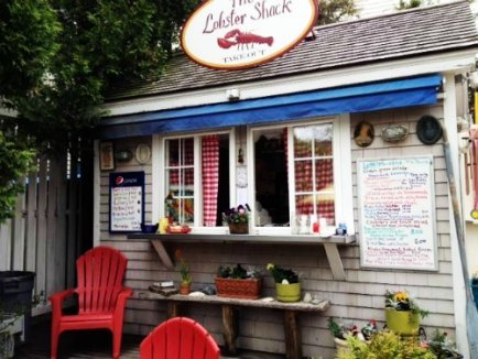 The Lobster Shack - Rockland, Maine