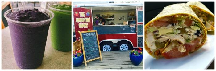 Midcoast Maine Food Trucks - The Smoothie Shack
