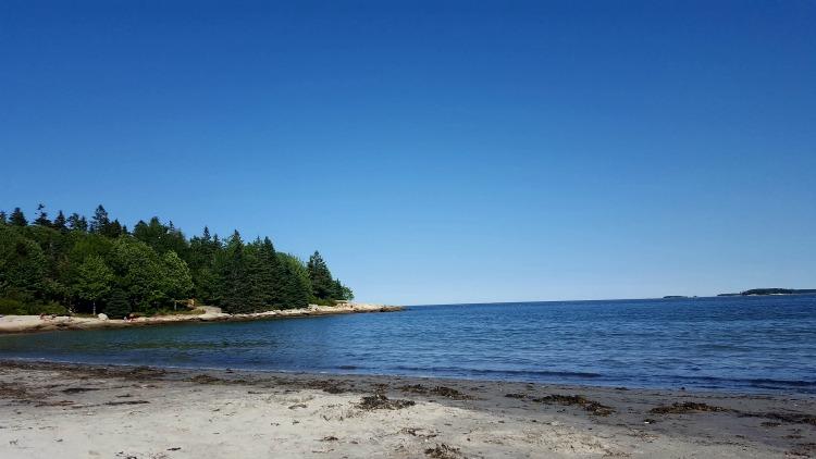 Midcoast Maine Beaches - Birch Point State Park