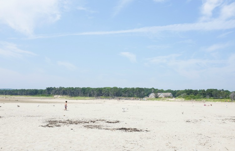 Midcoast Maine Beaches - Popham Beach