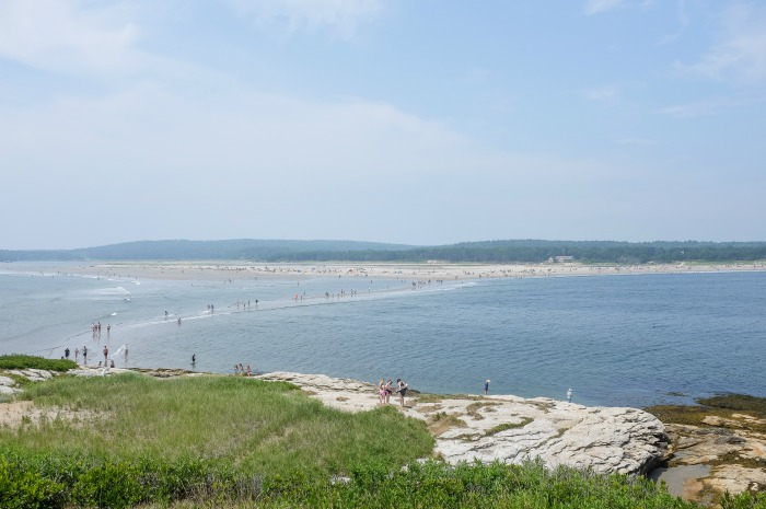 Midcoast Maine Beaches - Courtesy https://thewairehouse.com